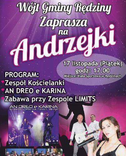 Zapraszamy na Andrzejki